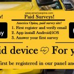 Top ten best paid surveys App