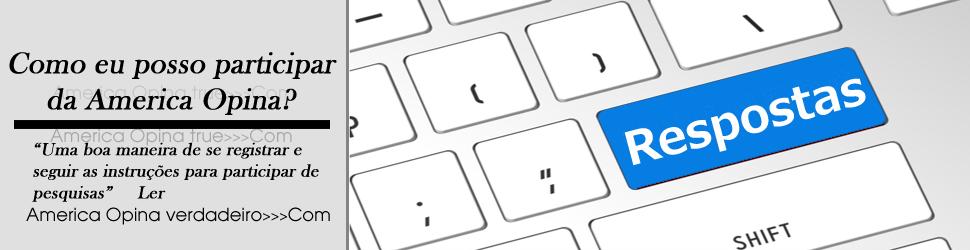 Site para ganhar dinheiro em casa online America Opina