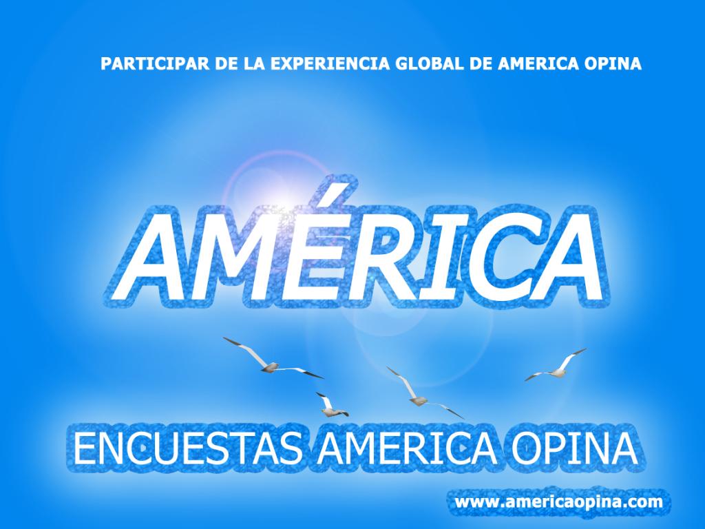 Encuestas remuneradas para América hispana