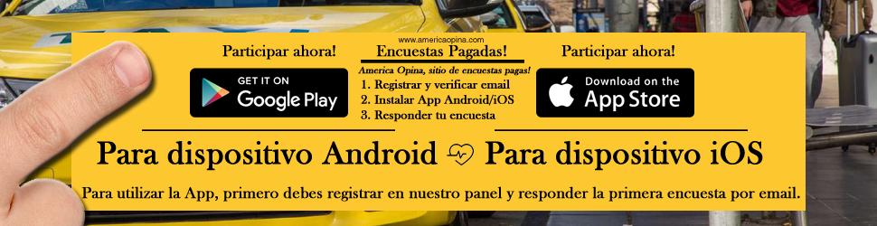 App para encuestas pagadas