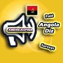 Angola Diz pesquisas remuneradas